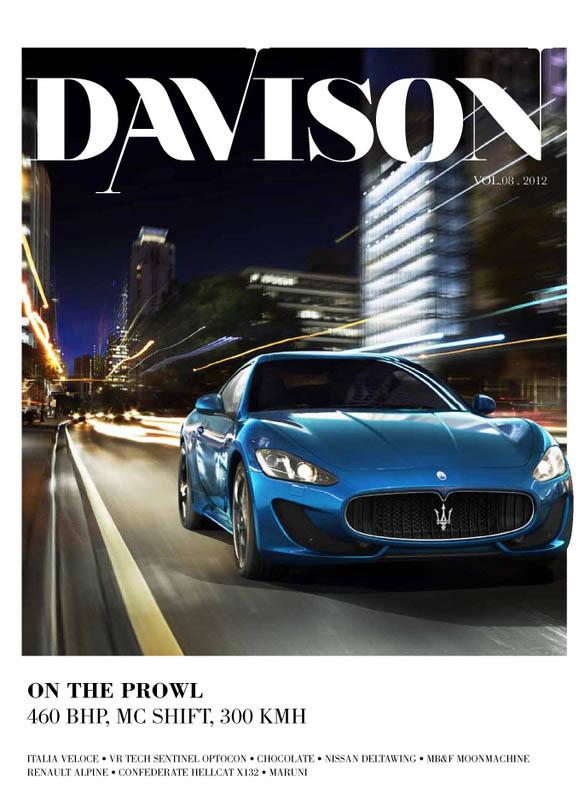 Davison Volume 8