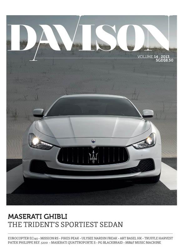 Davison Volume 14