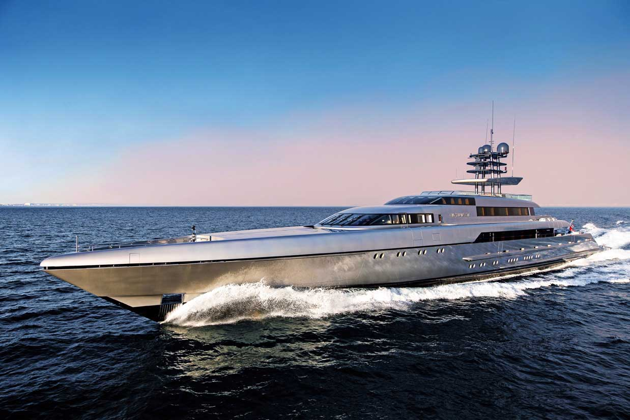 Silver Fast walked away with the Finest New Yacht award at the 2015 Monaco Yacht Show.
