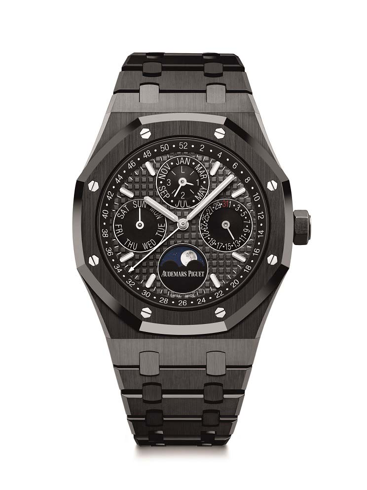Perpetually Audemars Piguet