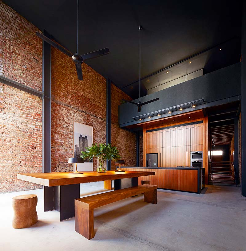 14. View of Kitchen Dining.Shooting Gallery Asia