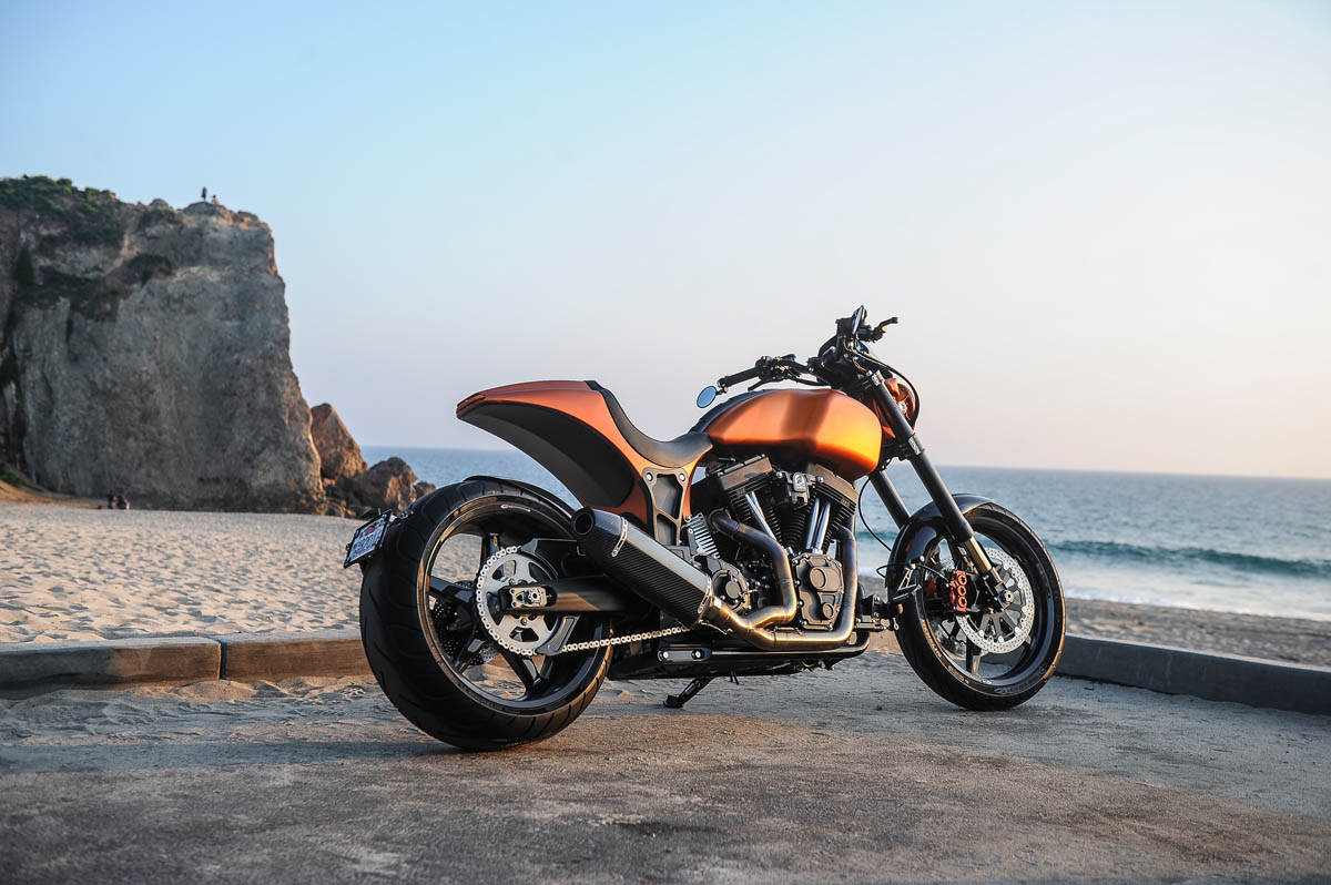 Arch KRGT1 / Photo: Barry Hathaway