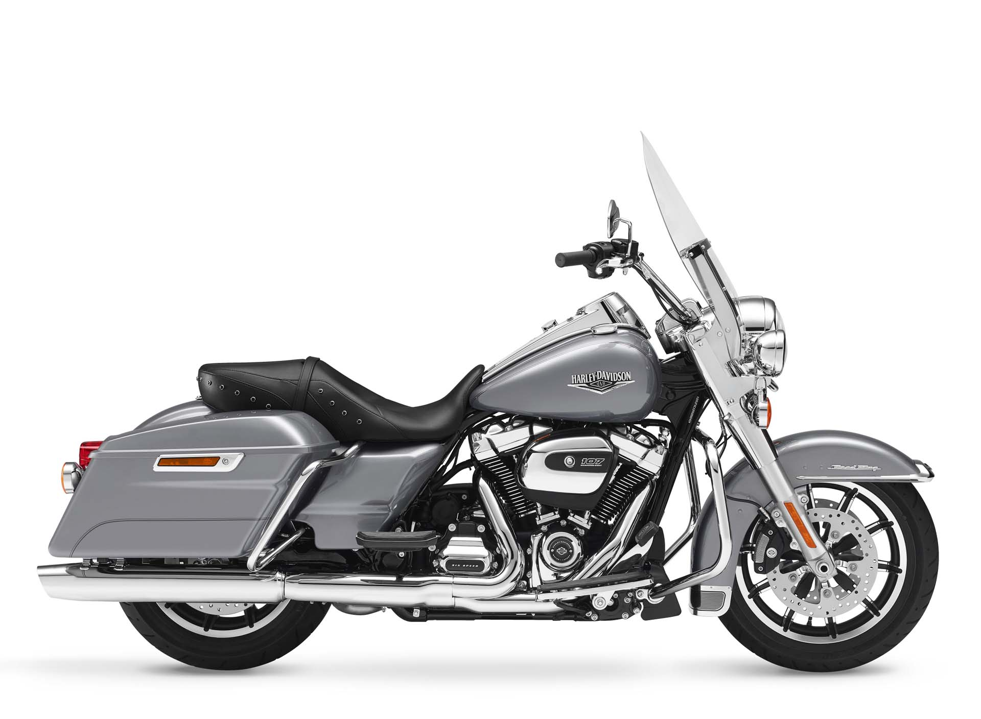 2017 FLHR Road King. Touring.