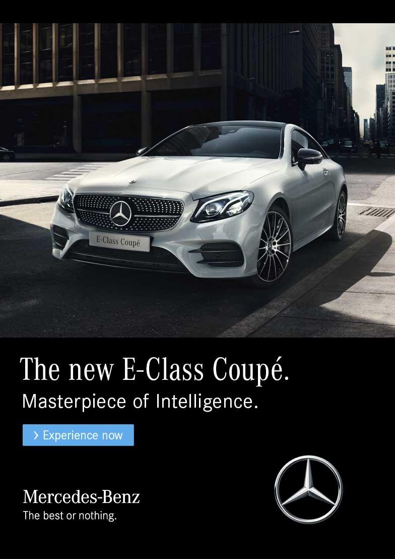 Mercedes-Benz E Class Coupe