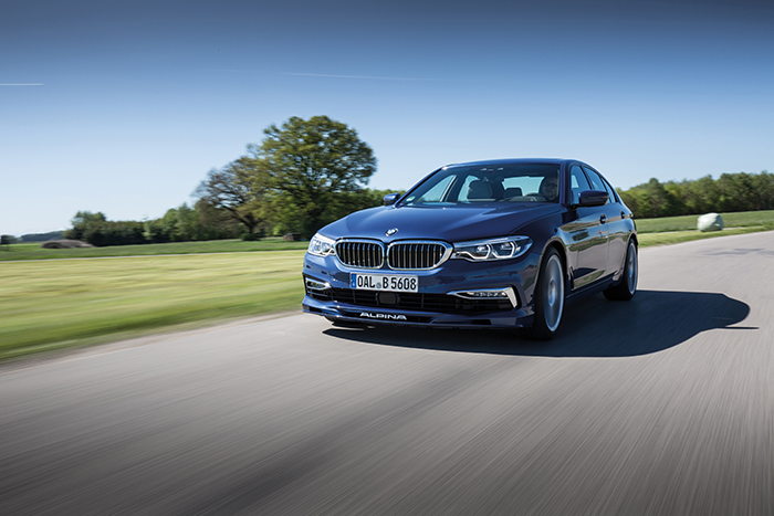 The BMW Alpina B5 is a supercar in disguise